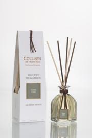 Collines de Provence - Geurstokjes Ceder 100 ml.