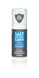 Salt of the Earth - Natuurlijke deo pure armour spray for men 100 ml.