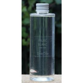 Les Lumières du Temps - Navulling huisparfum Musk Blanc 200 ml. & geurstokjes.