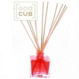 GOA Le Cub Rouge de Fruits 80 ml. inclusief geurstokjes