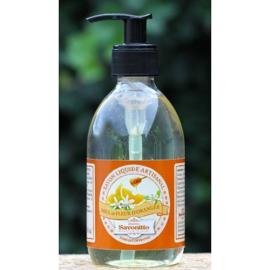 Maitre Savonitto -Zeeppompje hammam fleur d'oranger 300 ml.