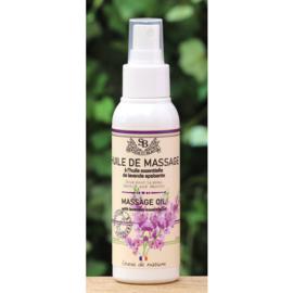 Instants de Provence - Massageolie met pure lavendelolie 100 ml.
