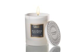 Collines de Provence - Geurkaars Ebbenhout 180 gram.