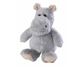 01150  Warmies warmteknuffel Nijlpaard (magnetronknuffel)
