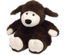 01135 Warmies warmteknuffel schaap donker bruin (magnetronknuffel)