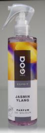 Goa Esprit Huisparfum Verstuiver -Jasmijn Ylang  250 ml.