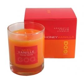 Goa Paris Geurkaars Honing Vanille