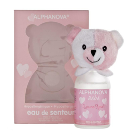 Alphanova Baby - Baby perfume for girl louna rose