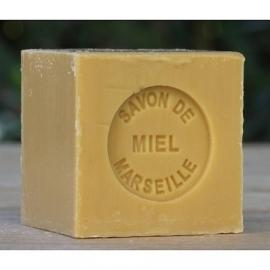 Lumière de Provence - Marseille miniblokje honing 100 gram