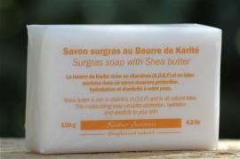 Natur Aroma - Zeep met beurre de karite 120 gram