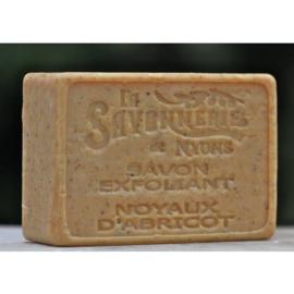 La Savonnerie de Nyons - Scrubzeep abrikozen 100 gram.