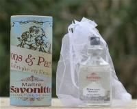 Maître Savonitto -Huisparfum Roomspray in koker cadeauverpakking