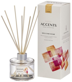 Bolsius Accents Reed Diffuser Welcome Home 100 ml.