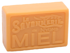 La Savonnerie de Nyons - Marseillezeep Miel  (Honing)100 gram.