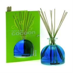 GOA Cocoon Patchouli Cedrat 250 ml inclusief geurstokjes