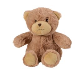 15046 Warmies warmteknuffel Mini Teddybeer bruin (magnetronknuffel)