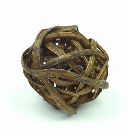 Potpourri curly ball 10 cm.