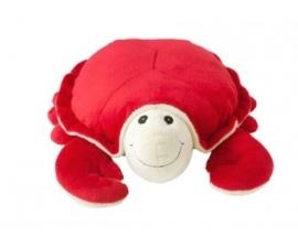 01024U  Warmies warmteknuffel krab (magnetronknuffel)