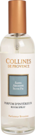 Collines de Provence Huisparfum Zilverspar 100 ml.