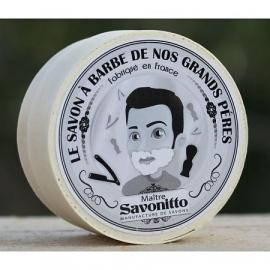 Maitre Savonitto - Scheerzeep in houten doosje (Grandpère)