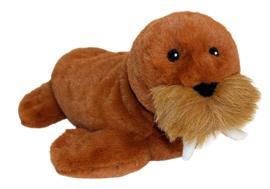 01196 Warmies warmteknuffel Walrus (magnetronknuffel)