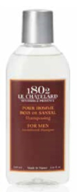 Le Chatelard Collection Homme - Sandelhout Shampoo 200 ml.