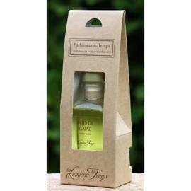 Les Lumières du Temps - Huisparfum Bois de gaiac en geurstokjes 100 ml.