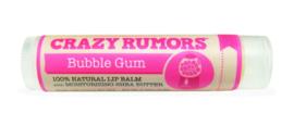 Crazy Rumors - Natuurlijke lip balm Bubble gum