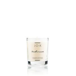 Joik - Geurkaars Soywax Vanille et Noisette  145 gram.