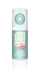 Salt Of The Earth - Natuurlijke deo pure aura spray melon & cucumber