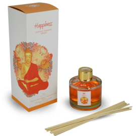 Green Tree - Diffuser Geurstokjes Happiness 100 ml.