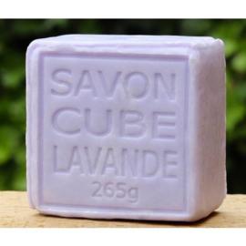 Maitre Savonitto - Blok lavendelzeep Savon de Marseille 265 gram