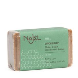 Najel - Aleppo zeep honing 100 gram.