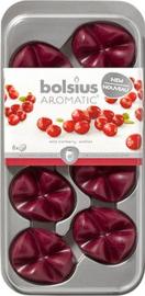 Bolsius Creations - Geurchips (waxmelts) Wild Cranberry 8 stuks
