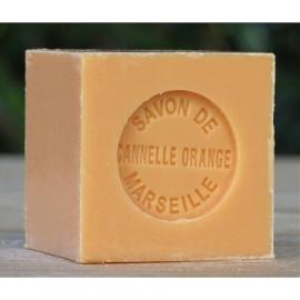 Lumière de Provence - Marseille miniblokje kaneel sinaasappel 100 gram