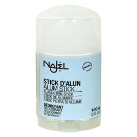 Najel - Aleppo deostick aluin 100 gram.