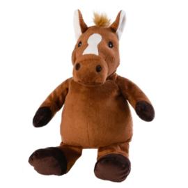 01115U  Warmies warmteknuffel Paard (magnetronknuffel)