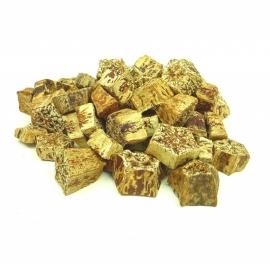 Potpourri mahogany schijfjes 100 gram