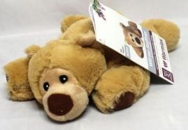 15007 Warmies warmteknuffel Mini  Bear bruin (magnetronknuffel)