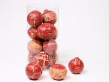 Deco Balls rood 1 stuk