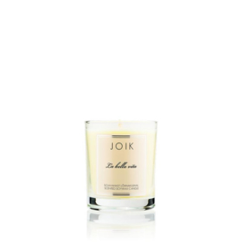 Joik - Geurkaars Soywax La Bella Vita  145 gram.