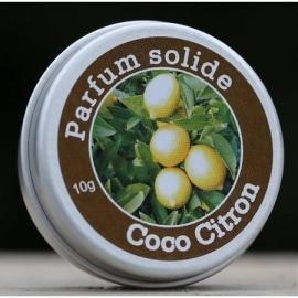 Un été en Provence - Parfumcrème Kokos en citroen