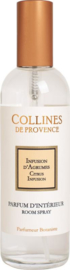 Collines de Provence Huisparfum Citrusvrucht infusie 100 ml.