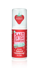 Salt Of The Earth - Natuurlijke deo rock chick spray sweet strawberry