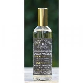 Un été en Provence - Huisparfum verstuiver Patchouli &  Lavendel 100 ml.