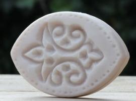 Maitre Savonitto - Zeep decoratieve patronen Barok (coton) 110 gram.