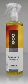 Goa Esprit Huisparfum Verstuiver - Cannelle Orange  250 ml.