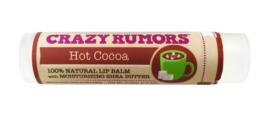 Crazy Rumors - Natuurlijke lip balm Hot Cocoa
