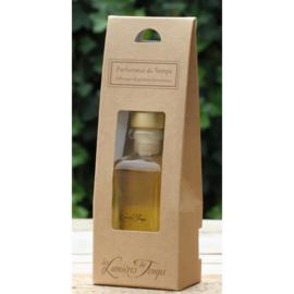 Les Lumières du Temps - Huisparfum Caramel en geurstokjes 100 ml.