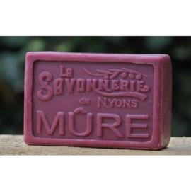 La Savonnerie de Nyons - Marseillezeep Bramen (mûre) 100 gram.